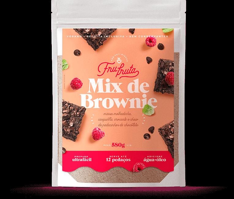Mix de Brownie Fru-fruta
