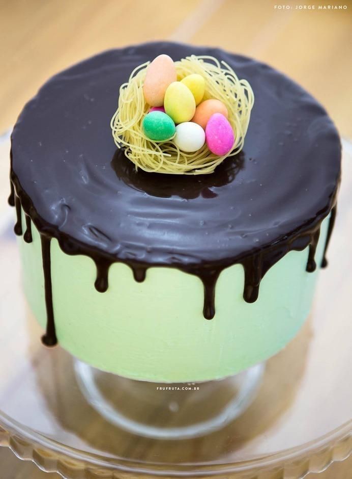 Calda de Chocolate Fácil (Sem Lactose/ Vegana)