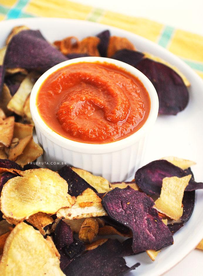Ketchup Caseiro. Simplesmente Delicioso! | Receita | Pati Bianco | Fru-fruta