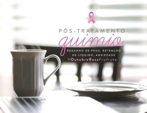 Pós-tratamento da Quimioterapia: Reganho de peso, retenção de líquido e ansiedade
