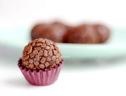 Brigadeiro de Leite de Coco – O mais delicioso da VIDA! Sem leite, Vegano, Fácil
